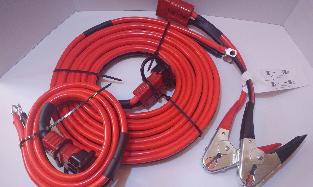 Quick Connect Wiring For Winches Data Diagrams Connectors 2 Gauge 30 Ft Hi Amp Universal Kit Trailer Rh Polepalsolarlightingsystem Com